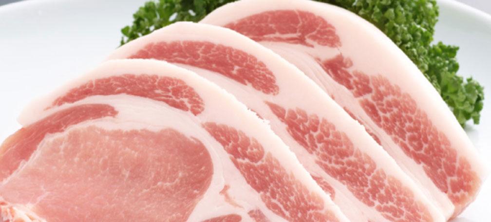 矢田かつこだわり豚肉